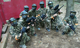 Paintball (Ages 13+)
