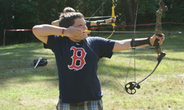 Archery at Camp Mi-Te-Na